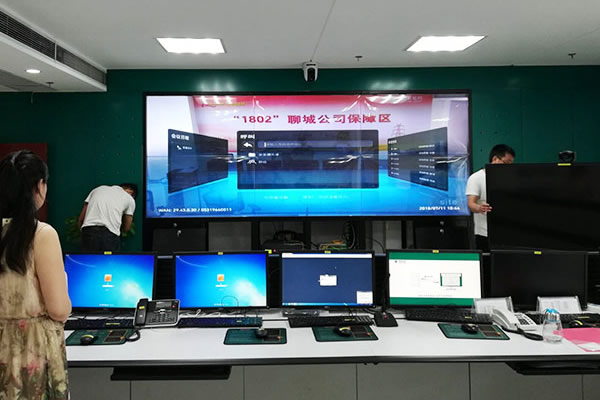 佳帝科技:无缝拼接屏技术优势主要体现在哪里?